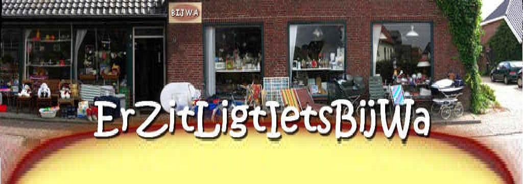 De gezelligste en overzichtelijkste Kringloopwinkel in het Land van Maas & Waal